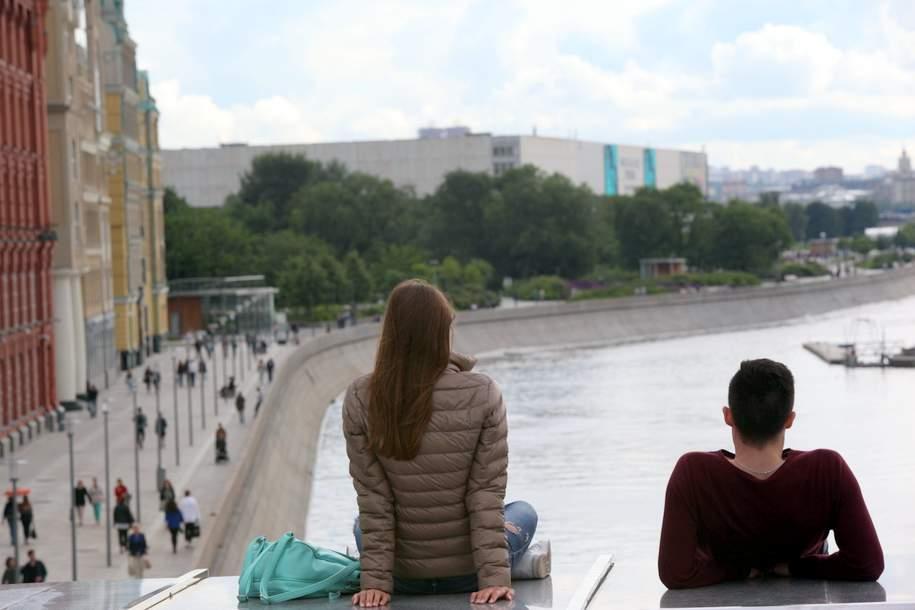 Набережные Москвы как новые общественные пространства