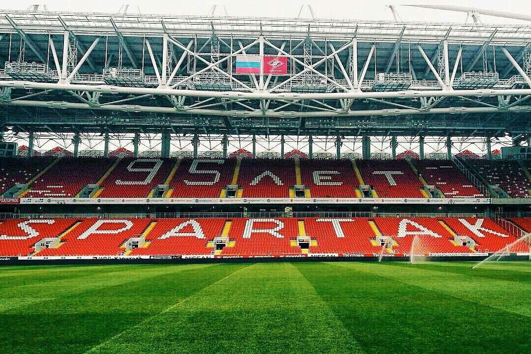 На стадионе «Спартак» появится мемориальная доска в память о трагедии 1982 года