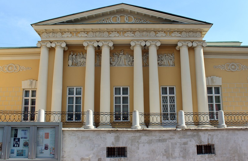 Музей Пушкина сегодня будет работать бесплатно