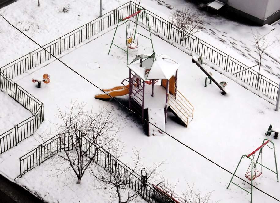 Снежное одеяло укроет столицу уже в середине ноября