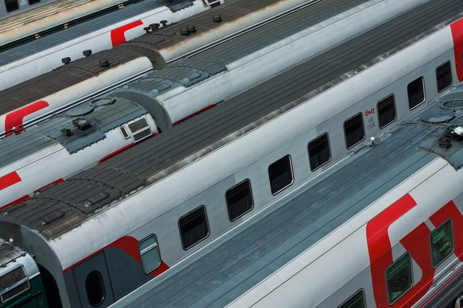 На станции Внуково реконструируют платформу
