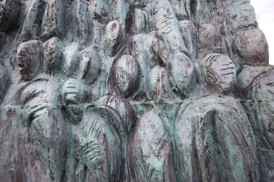 В Москве откроют мемориал «Стена скорби»