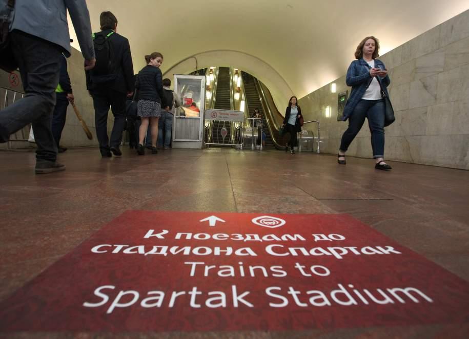 Навигация в метро на английском языке сохранится после ЧМ-2018