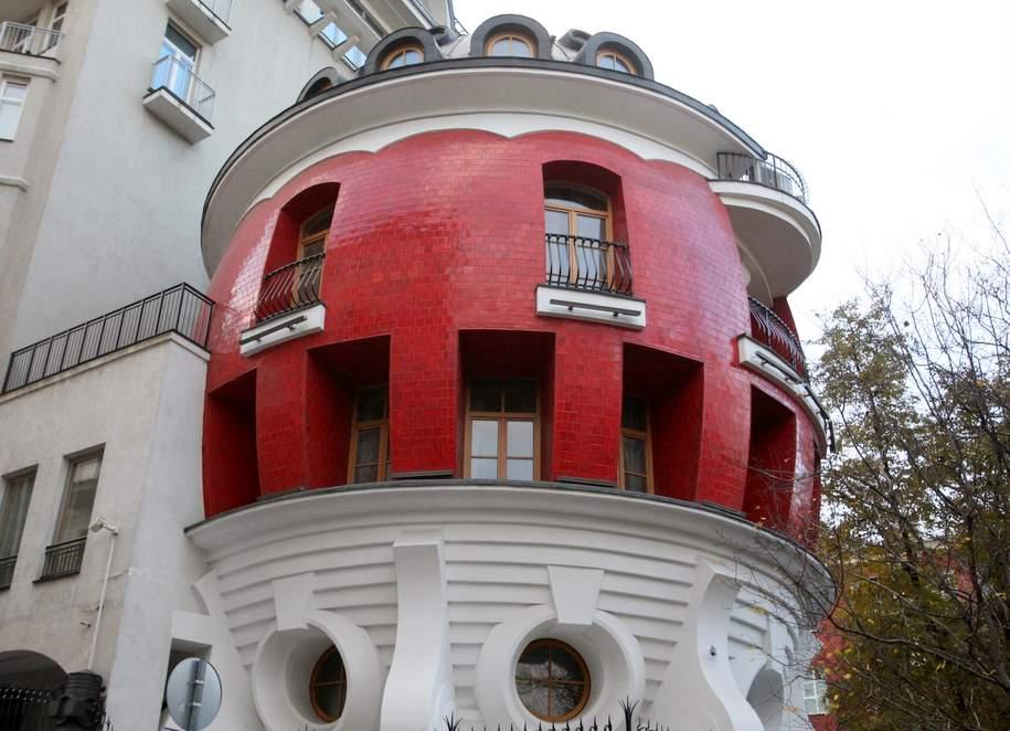 Топ 7 самых необычных зданий Москвы