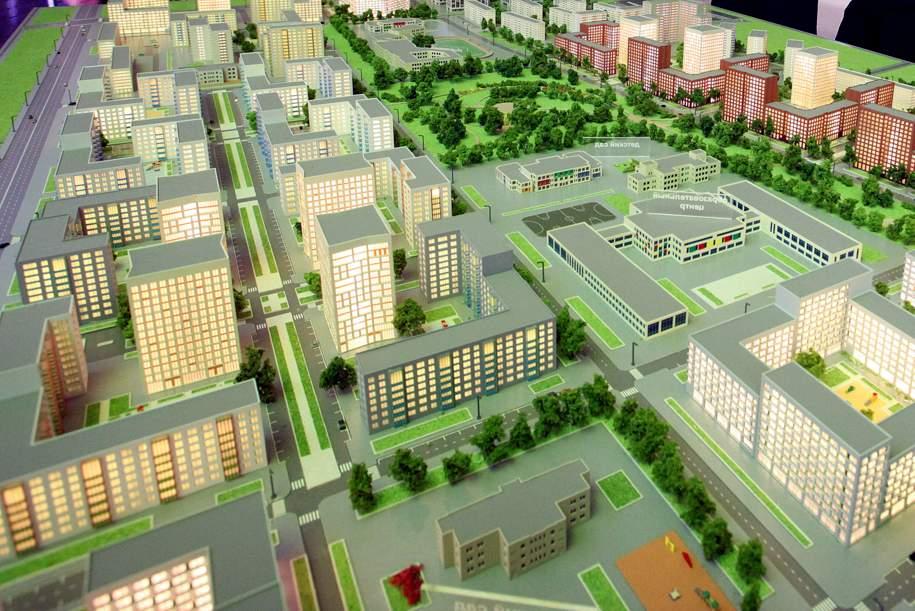 Более 400 млрд рублей выделят на программу реновации