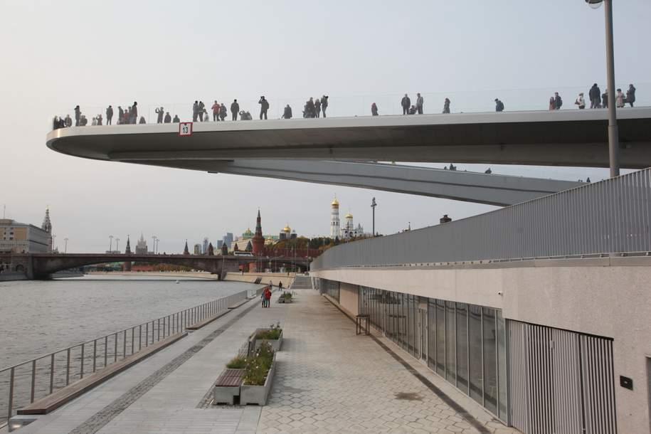 В Москве вводятся ограничения в работе парков из-за штормового предупреждения