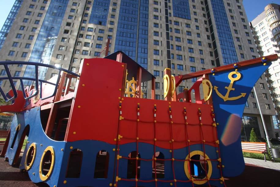 На юге Москвы открылся новый жилой комплекс