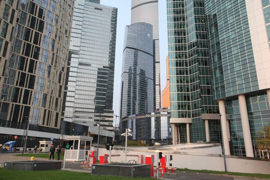 Информация о задымлении в башне «Меркурий» в «Москва-Сити» оказалась ложной