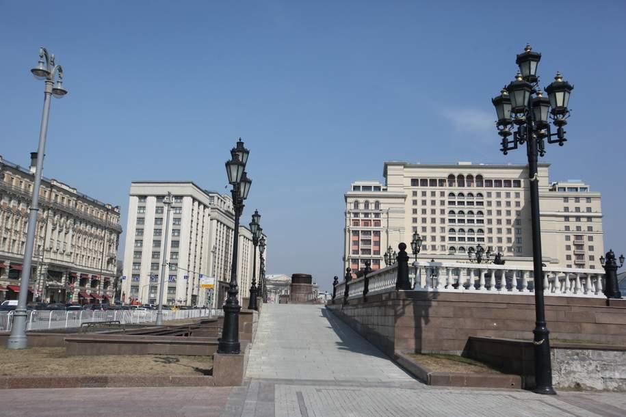 Около 60 процентов номеров в отелях Москвы забронировано к ЧМ-2018
