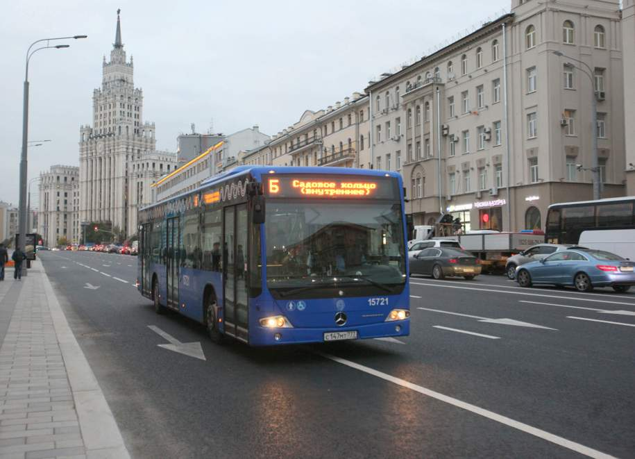 Новые «выделенки» для автобусов устроят вцентре столицы