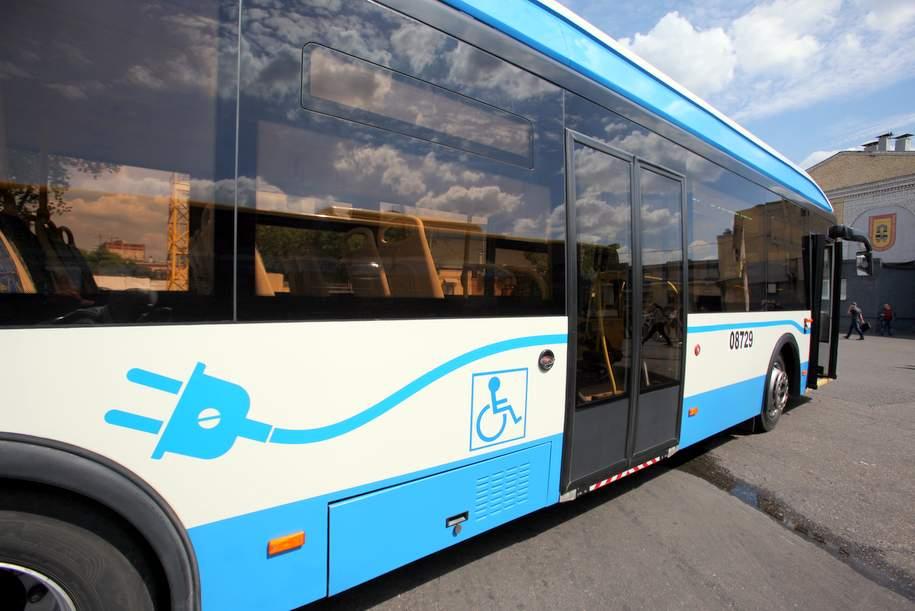 Определены маршруты первых электробусов