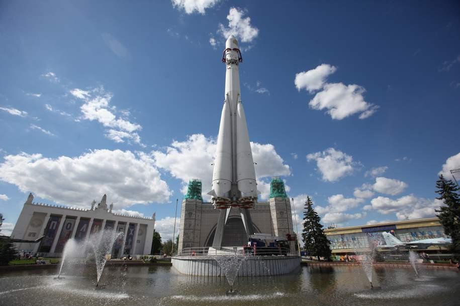 Крупнейший модуль станции «Мир» доставят на ВДНХ