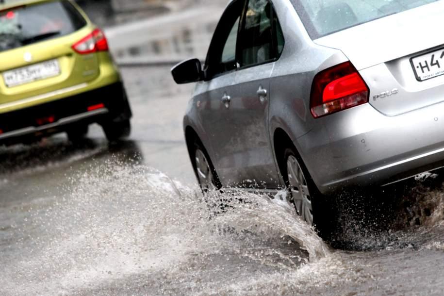 ЦОДД: основной фактор затруднения на дорогах — непогода