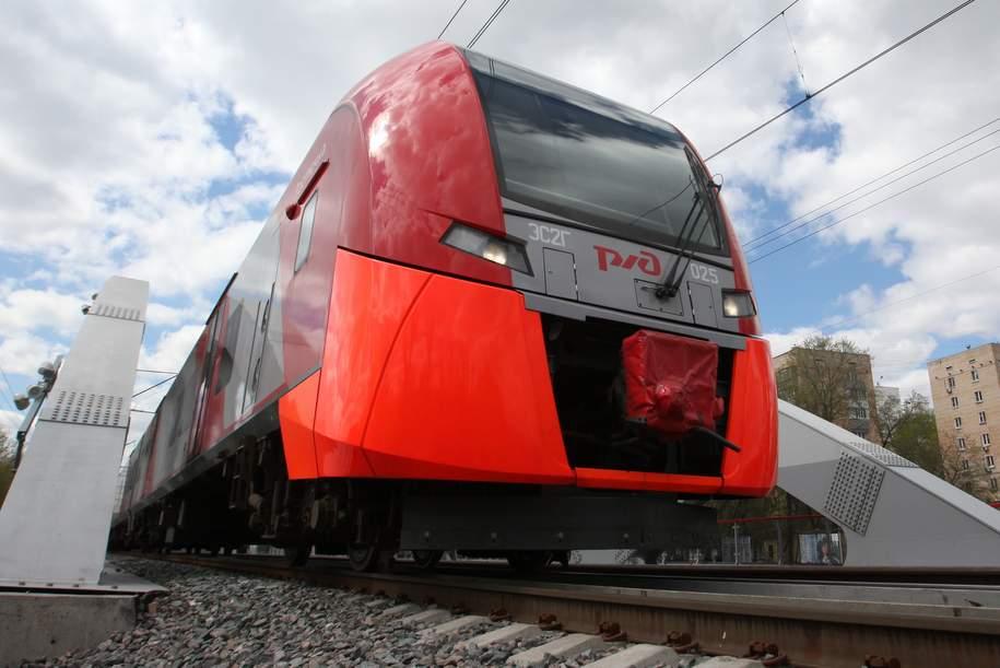 «Ласточки» заоктябрь перевезли 10 млн пассажиров наМЦК