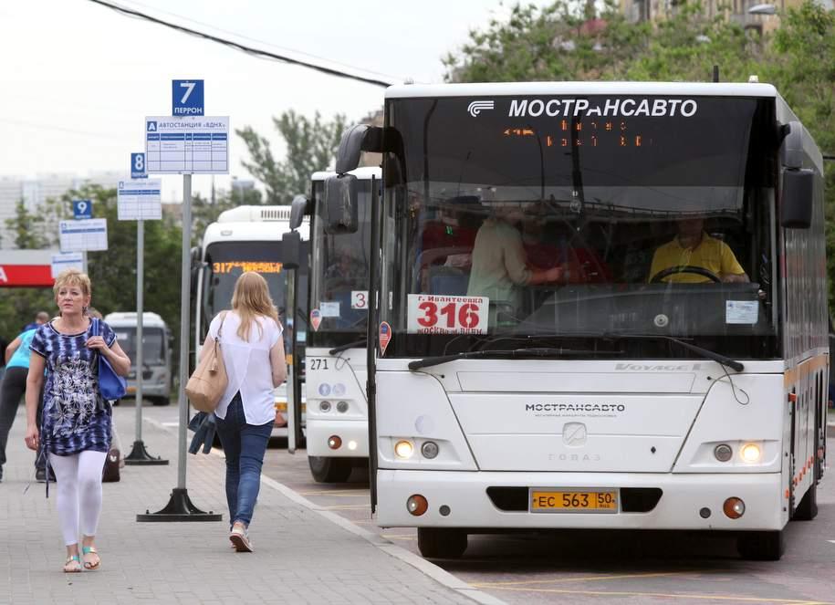 Автостанции Мосгортранса перевезли более 6 миллионов пассажиров