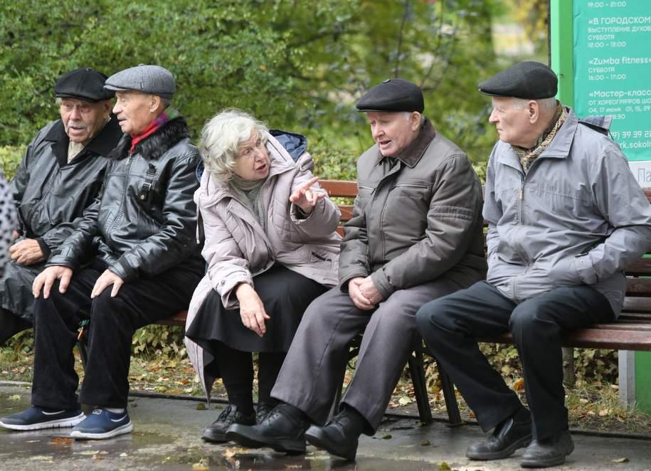 Собянин предложил увеличить пенсии на 3 тыс рублей