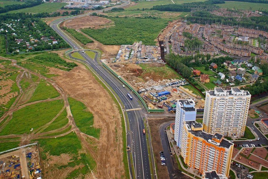 Первую платную дорогу в Москве построит арабский инвестор