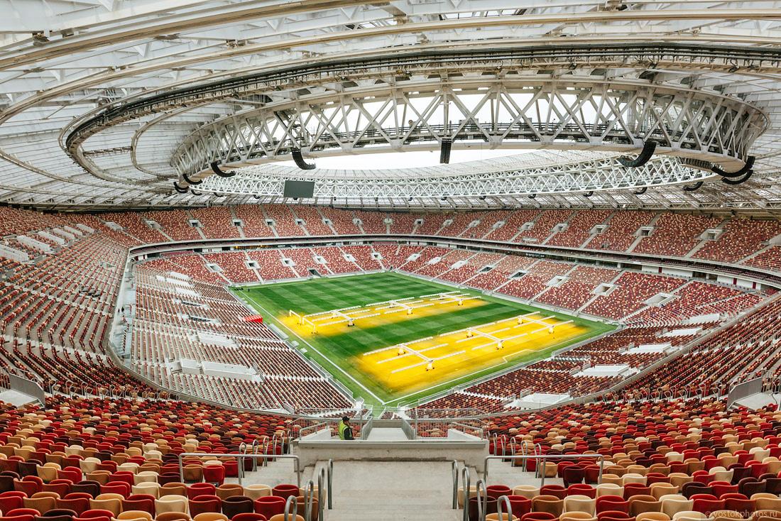 Стартовала продажа билетов на матч Россия — Аргентина в «Лужниках»