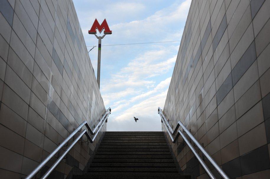 К 2019г. в столицеРФ починят подземные переходы устанций метро