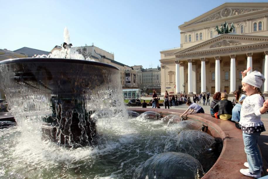 В Москве завершился сезон фонтанов
