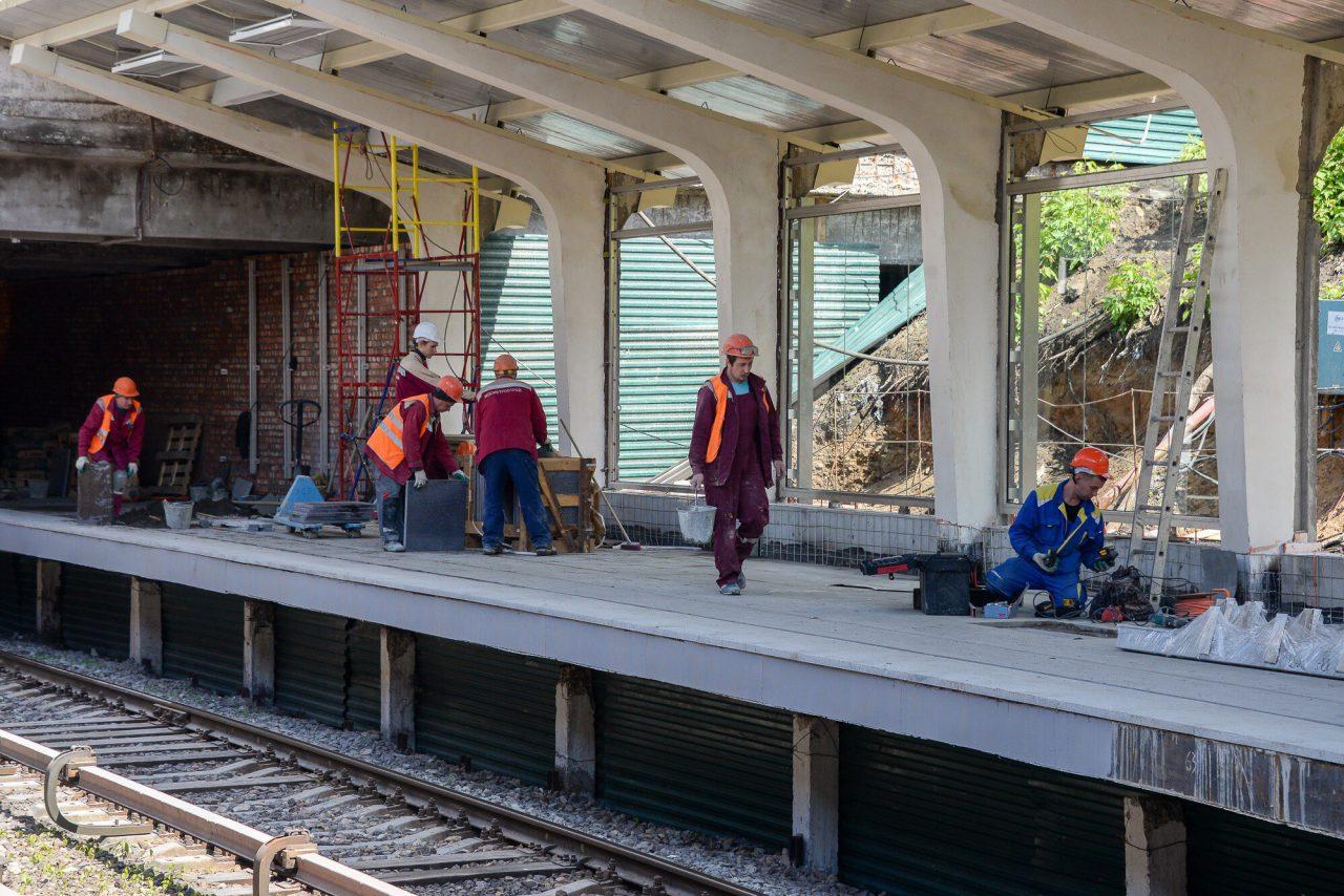 На станции метро «Кутузовская» закроют одну из платформ