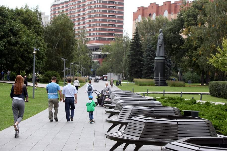 День защиты детей отпразднуют в 13 парках Москвы