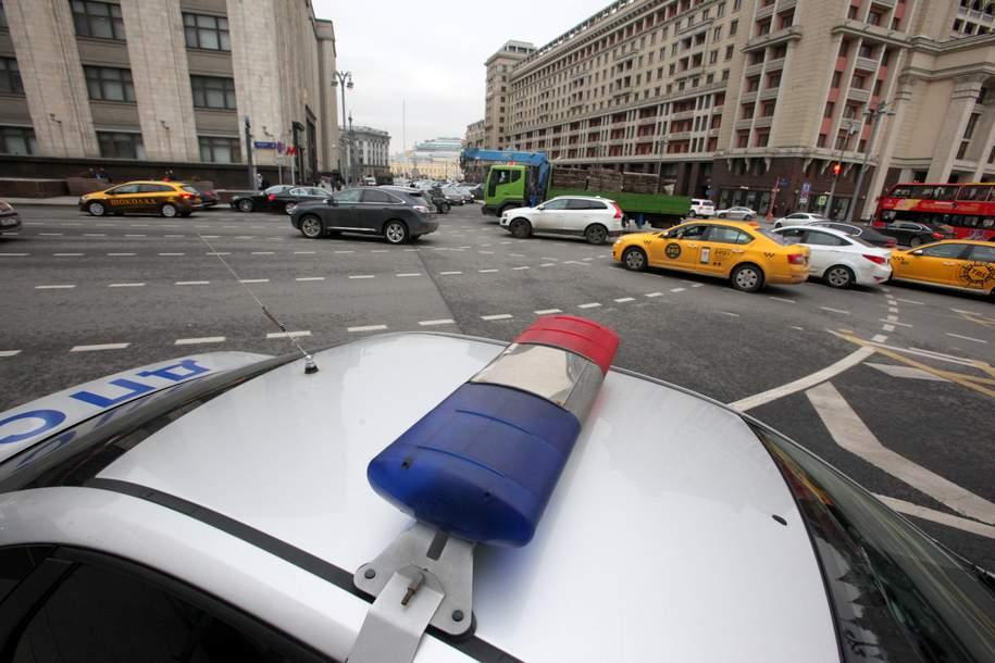 В Москве неизвестные пытались ограбить банк