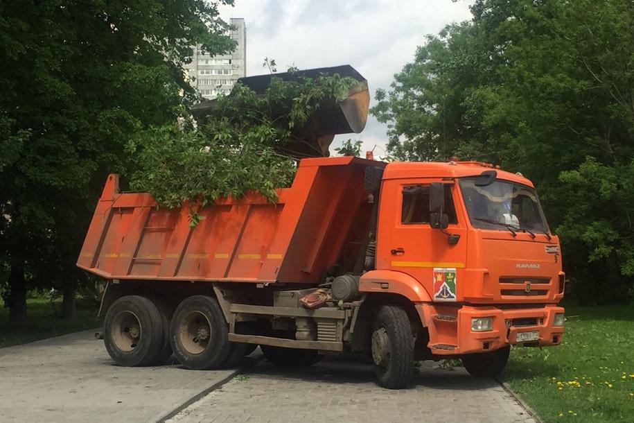Синоптики объявили штормовое предупреждение в Москве