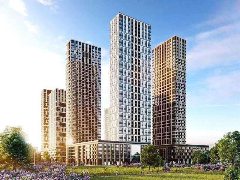 В промзоне «Осташковское шоссе» появится жилой комплекс