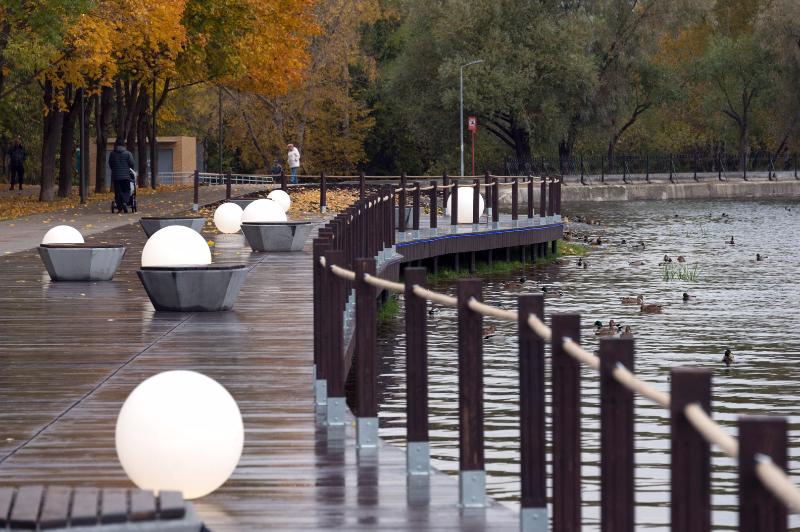 Парк «Усадьба Михалково» открыли после ремонта