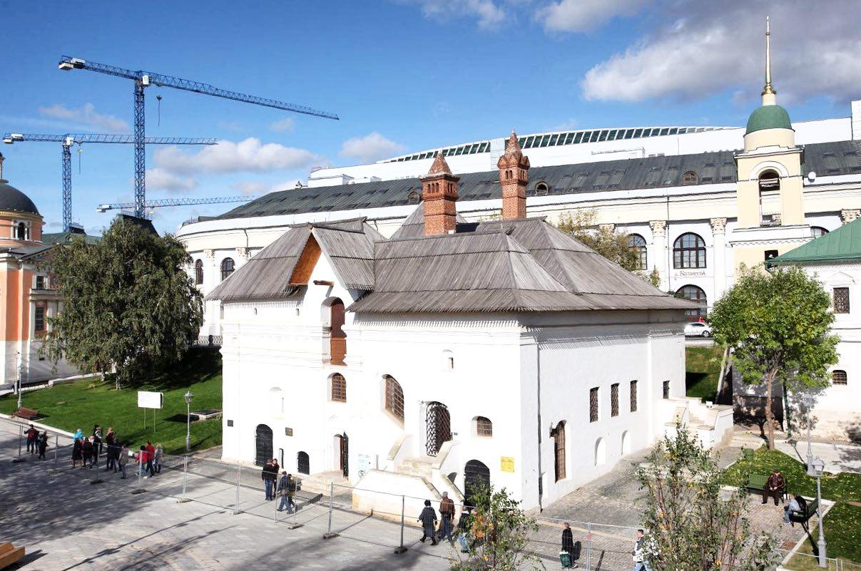 Возле парка «Зарядье» появится памятник Шекспиру