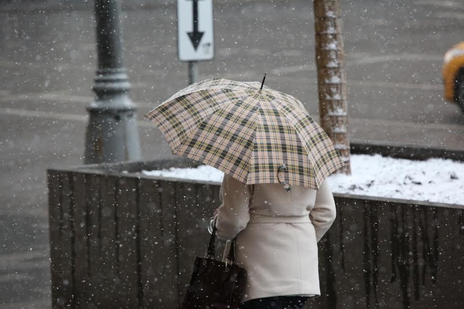 Холодная погода придёт в Москву на следующей неделе