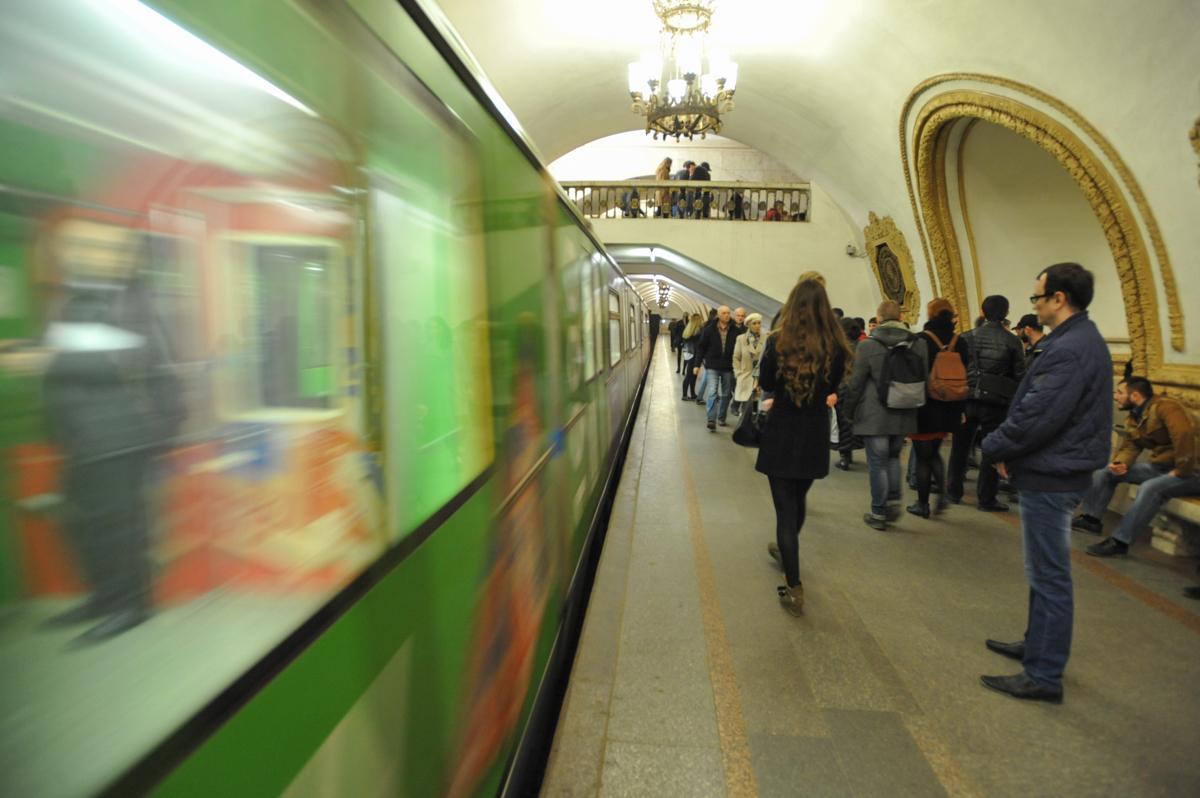 Подвижной состав метро обновят к 2022 году