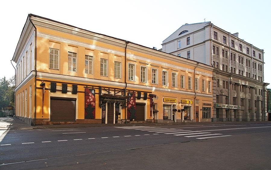 Усадьбу графа Шувалова выставили на торги