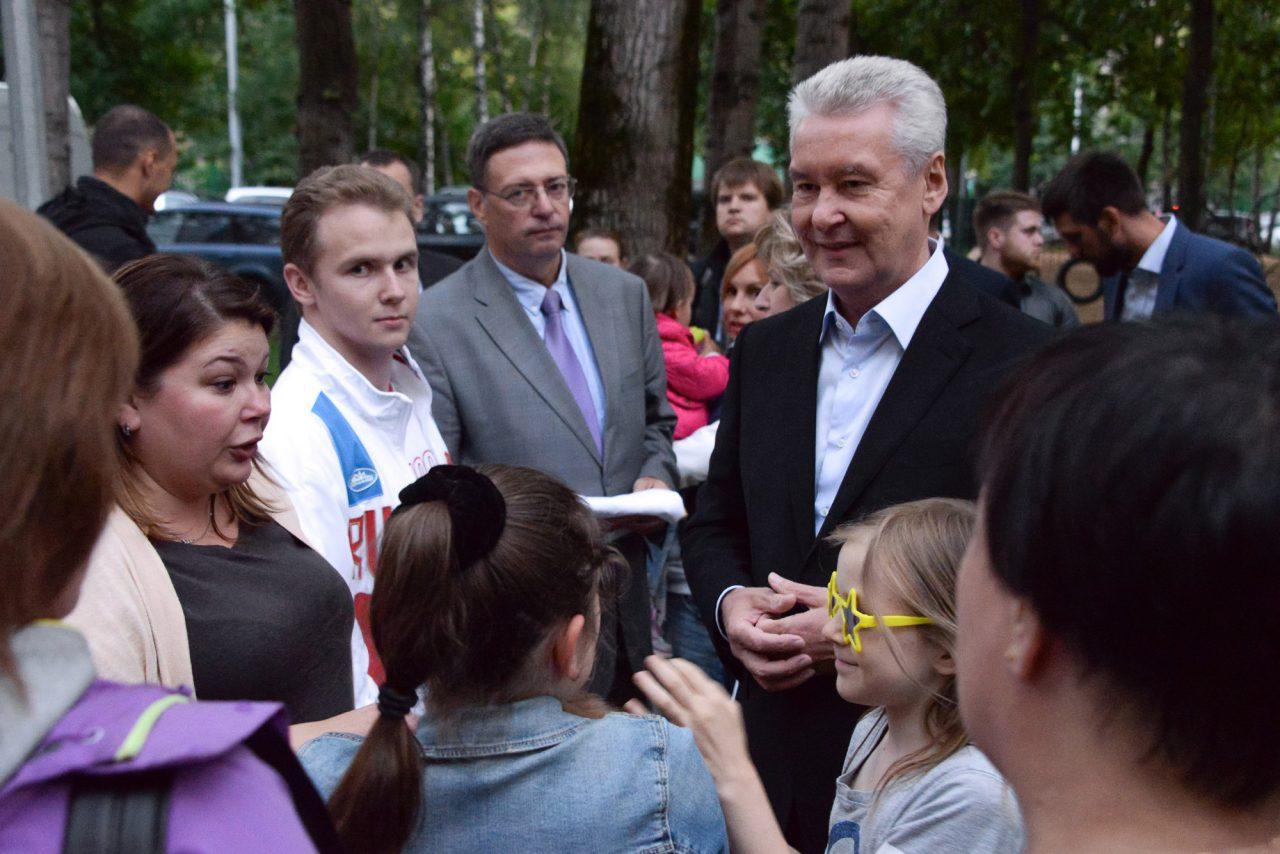 Собянин назвал учителей столицы лучшими вмире