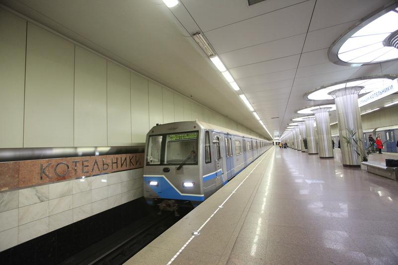 Возле станции метро «Кузьминки» начали продавать проездные билеты
