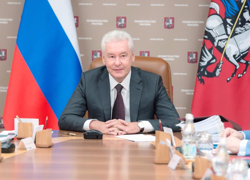 Сергей Собянин опроверг информацию о переносе выборов мэра