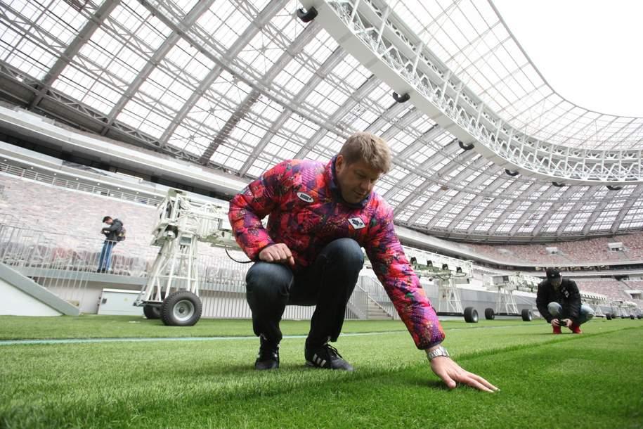 Сегодня на матче Россия-Аргентина в «Лужниках» ожидается аншлаг
