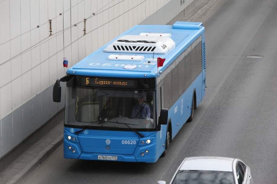 Маршрут автобуса №827 перевели на другое направление