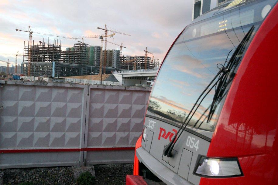 Электричку из Сергиева Посада в Москву полностью отменили
