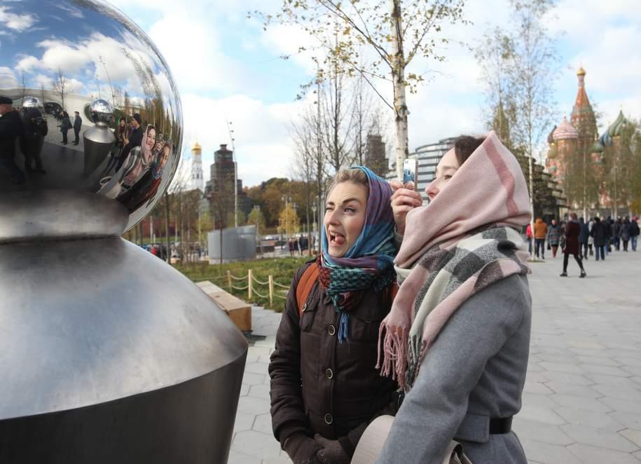 Поток туристов в столицу вырос на 65% за семь лет
