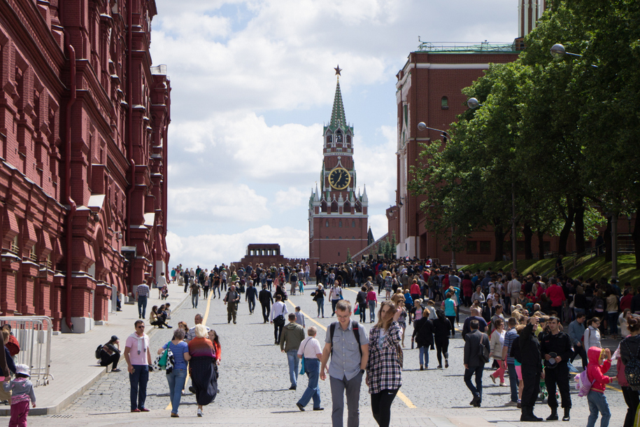 Доступ на Красную площадь ограничат 23 ноября