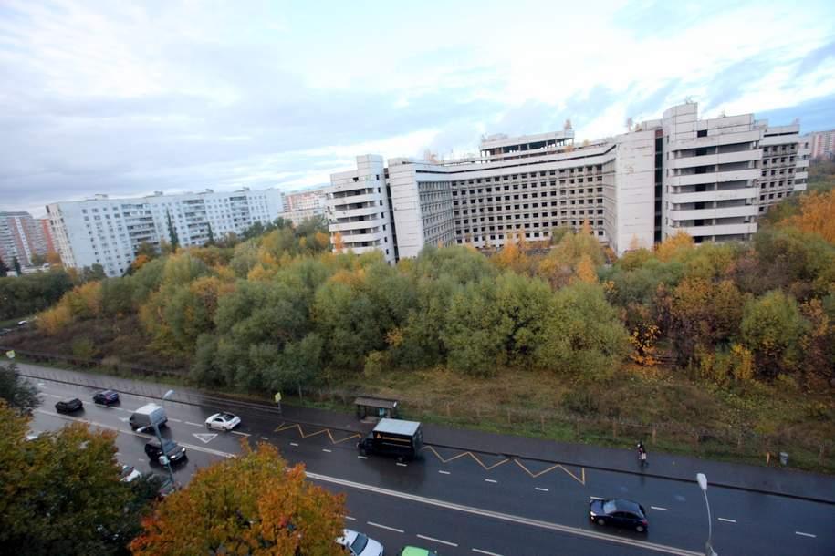 Снос Ховринской больницы начнут в этом году