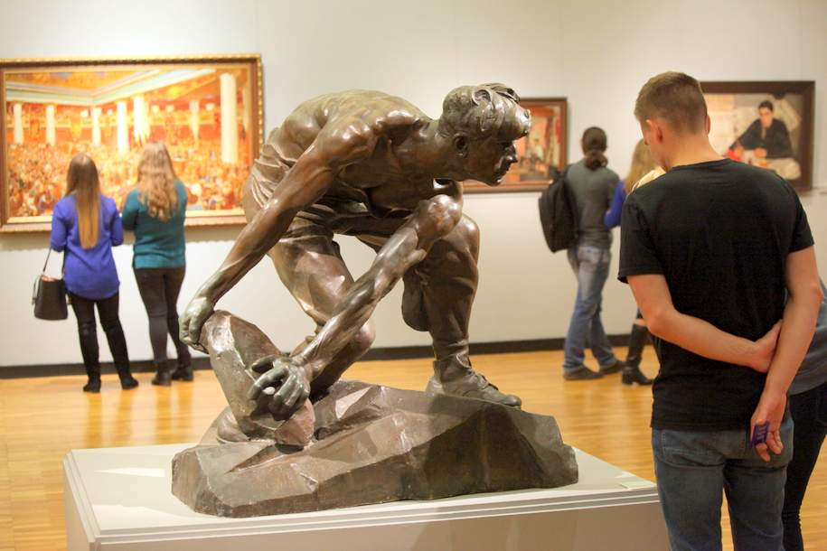 Более 440 тысяч человек посетили «Ночь искусств»