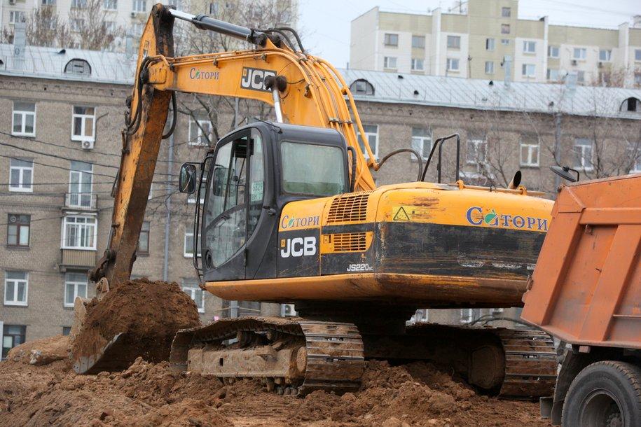 С 2011 года в Москве построено более 670 километров дорог — Собянин
