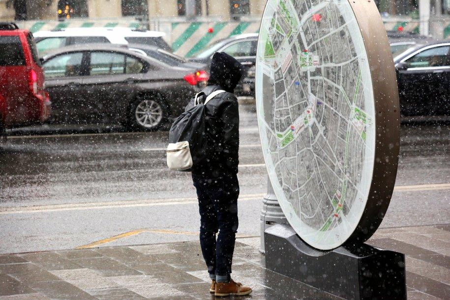 МЧС сообщило об ухудшении погодных условий в ближайшие часы
