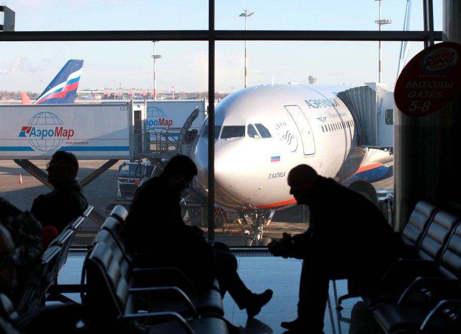 В Шереметьево отменены 20 рейсов Аэрофлота