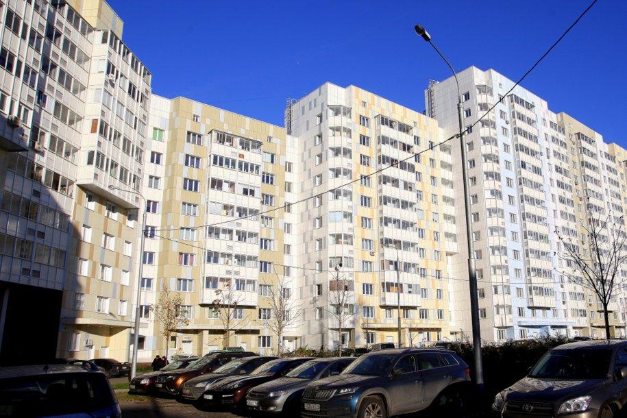 Как реально осенью возросло в столице России количество сделок сновостройками