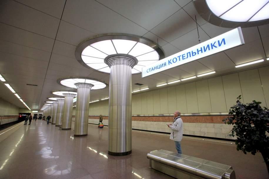 Закрытый участок «фиолетовой» ветки метро открыли досрочно