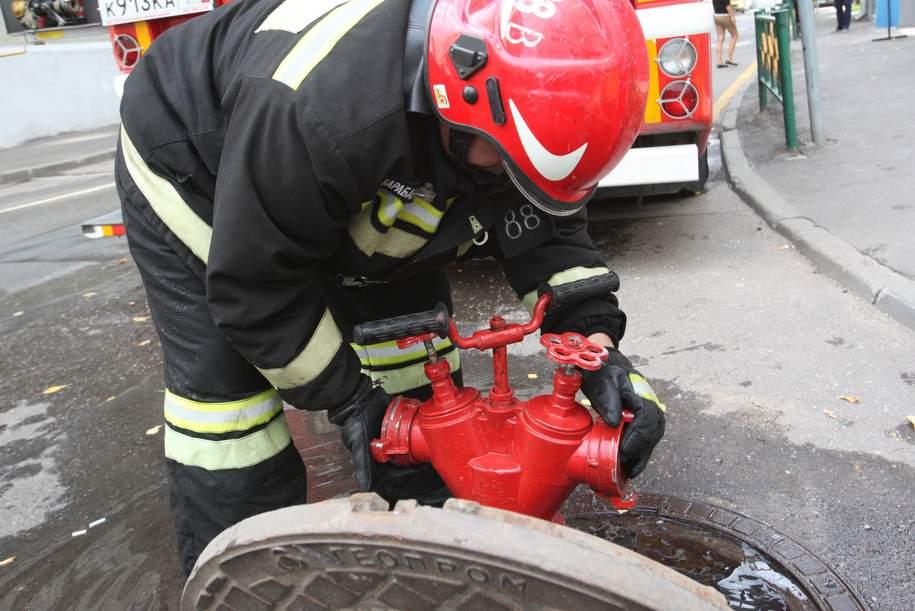 Возгорание в аэропорту Внуково ликвидировано
